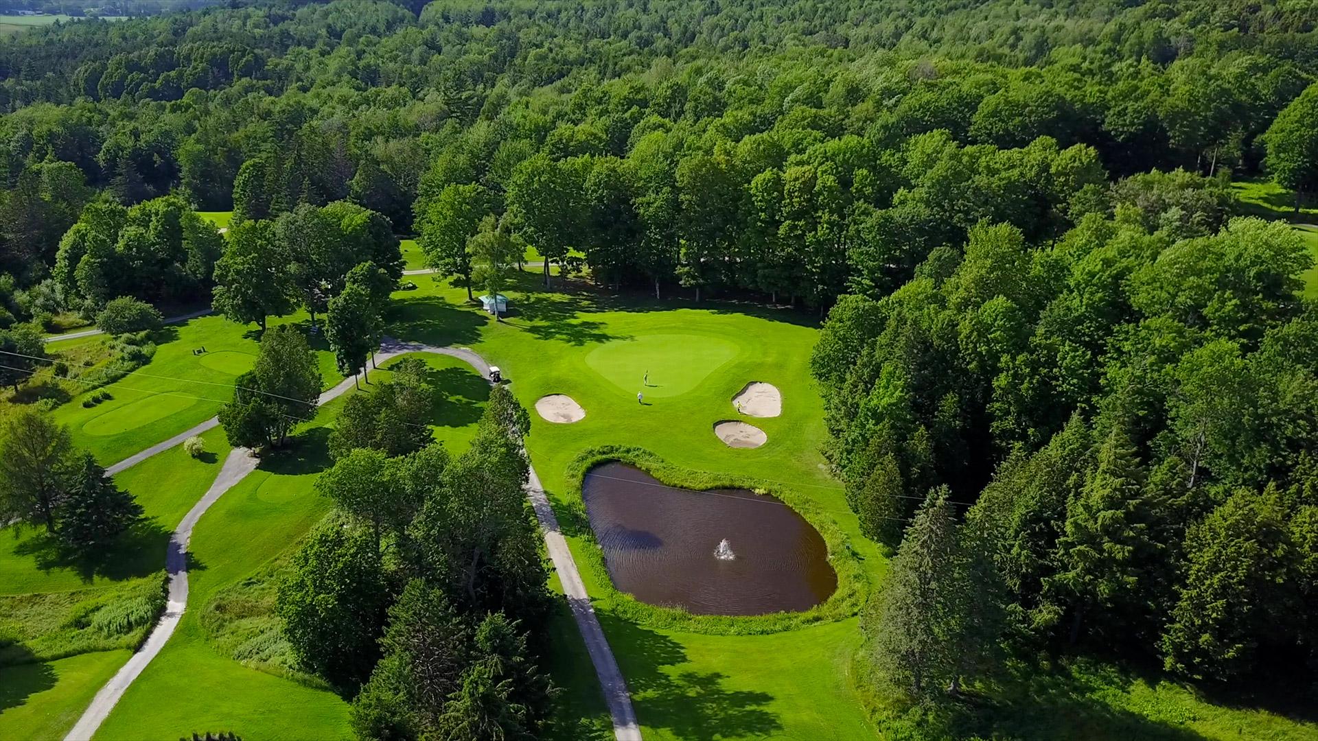 Noël 2020 - DuoGolf - Club de golf Milby