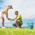 Leçon membre golf Milby