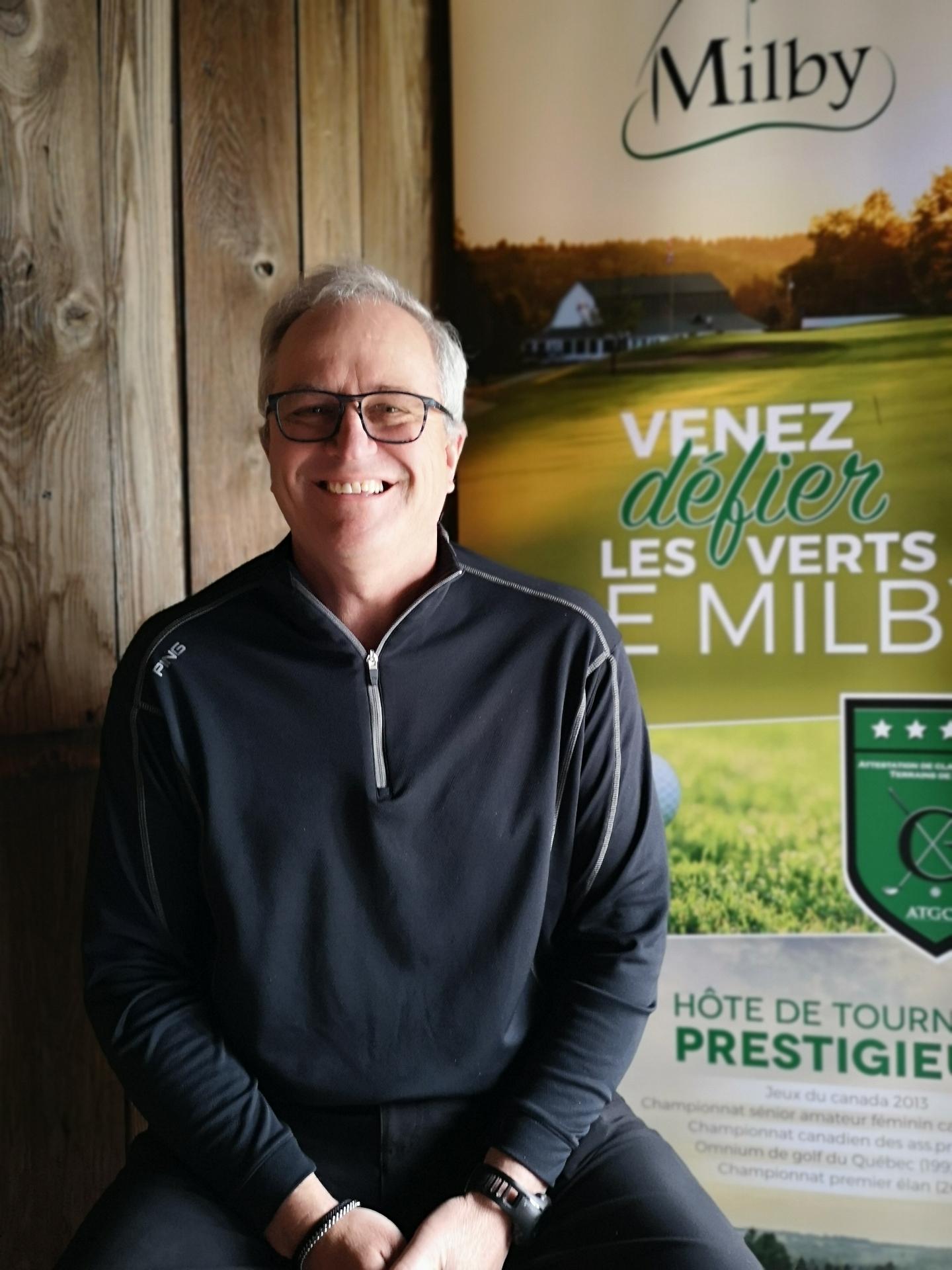 Le Boutique du Pro Guy Faucher - Golf Milby