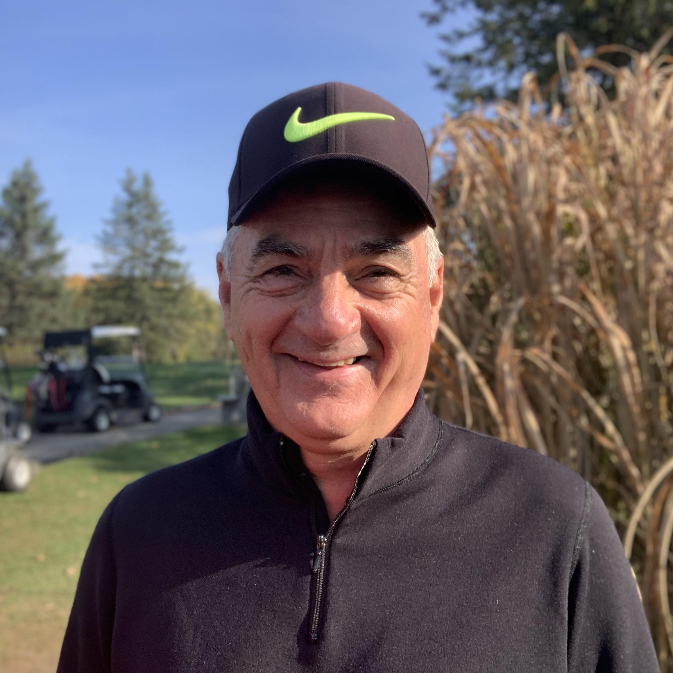 Claude Charpentier - Club de golf Milby